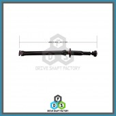 Rear Propeller Drive Shaft Assembly - DSDI04