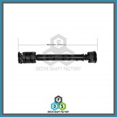 Front Propeller Drive Shaft Assembly - DSDI99