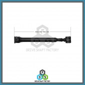 Front Propeller Drive Shaft Assembly - DSE308