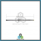 Rear Propeller Drive Shaft Assembly - DSEQ05
