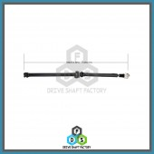 Rear Propeller Drive Shaft Assembly - DSES02