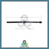 Rear Propeller Drive Shaft Assembly - DSES06