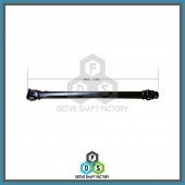 Rear Propeller Drive Shaft Assembly - DSFR03