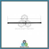 Rear Propeller Drive Shaft Assembly - DSMD03