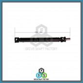 Rear Propeller Drive Shaft Assembly - DSMO89