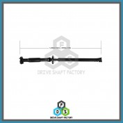 Rear Propeller Drive Shaft Assembly - DS3200