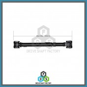 Front Propeller Drive Shaft Assembly - DS4R86