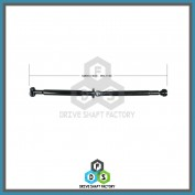 Rear Propeller Drive Shaft Assembly - DS5204