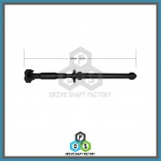 Rear Propeller Drive Shaft Assembly - DS5311