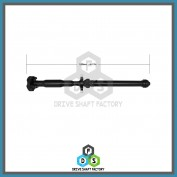 Rear Propeller Drive Shaft Assembly - DS6514