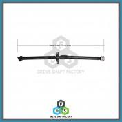 Rear Propeller Drive Shaft Assembly - DSAC12