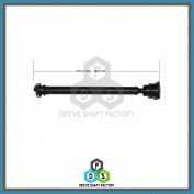 Front Propeller Drive Shaft Assembly - DSCO04