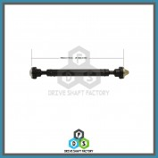 Front Propeller Drive Shaft Assembly - DSCT14