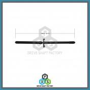 Rear Propeller Drive Shaft Assembly - DSEN16