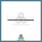 Rear Propeller Drive Shaft Assembly - DSEX16
