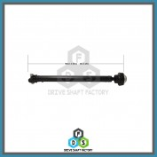 Front Propeller Drive Shaft Assembly - DSEX97