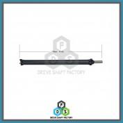 Rear Propeller Drive Shaft Assembly - DSGC03
