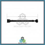 Front Propeller Driveshaft - DSGC05