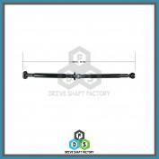 Rear Propeller Drive Shaft Assembly - DSGC13