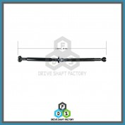 Rear Propeller Drive Shaft Assembly - DSGC15