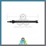 Rear Propeller Drive Shaft Assembly - DSGM98