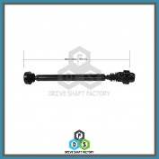 Front Propeller Drive Shaft Assembly - DSGR08