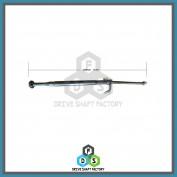 Rear Propeller Drive Shaft Assembly - DSGR15