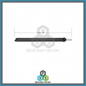Rear Propeller Drive Shaft Assembly - DSH203