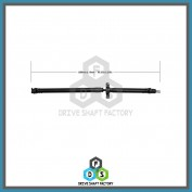 Rear Propeller Drive Shaft Assembly - DSLE04