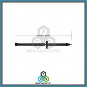 Rear Propeller Drive Shaft Assembly - DSLE05