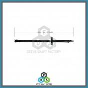 Rear Propeller Driveshaft Assembly - DSLE11