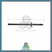 Rear Propeller Drive Shaft Assembly - DSLE13