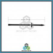 Rear Propeller Drive Shaft Assembly - DSLE15