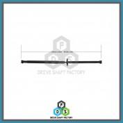 Rear Propeller Drive Shaft Assembly - DSMD10