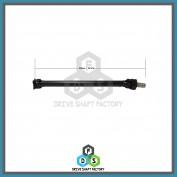 Front Propeller Driveshaft - DSMO96