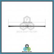 Rear Propeller Drive Shaft Assembly - DSMU09
