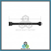 Front Propeller Drive Shaft Assembly - DSNI07