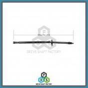 Rear Propeller Drive Shaft Assembly - DSOU07