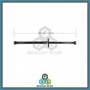 Rear Propeller Drive Shaft Assembly - DSPH04