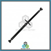 Rear Propeller Drive Shaft Assembly - DSQ512