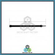 Rear Propeller Drive Shaft Assembly - DSR102