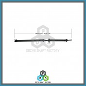 Rear Propeller Drive Shaft Assembly - DSR106
