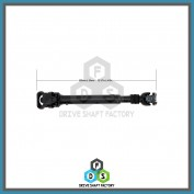 Front Propeller Drive Shaft Assembly - DSR107