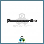 Front Propeller Drive Shaft Assembly - DSR112