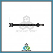 Front Propeller Drive Shaft Assembly - DSR113