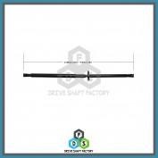 Rear Propeller Drive Shaft Assembly - DSRD13