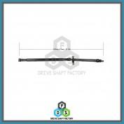 Rear Propeller Driveshaft Assembly - DSRV11