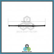Rear Propeller Driveshaft Assembly - DSS807