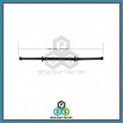 Rear Propeller Driveshaft Assembly - DSS809