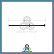 Rear Propeller Drive Shaft Assembly - DSSF16